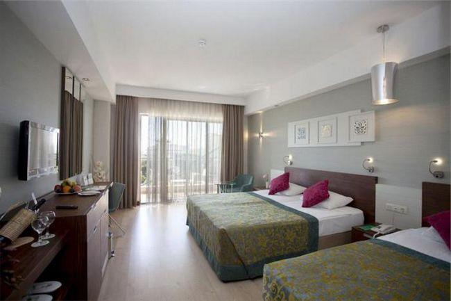 Seher suma Palace Resort spa standard 5