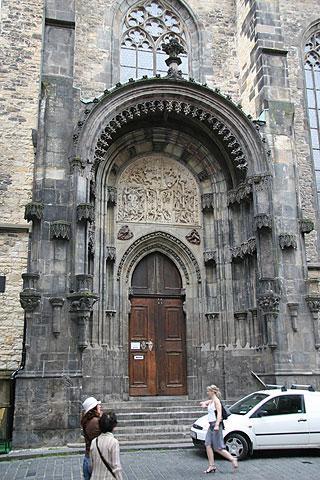 Tyn Cathedral (Prag)