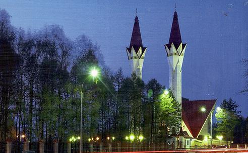 Уфимская соборная мечеть