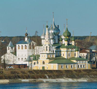 Угличский кремль: адрес, фото, история