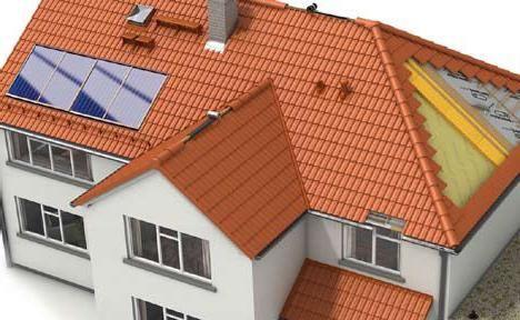 Kako izračunati nagib krova