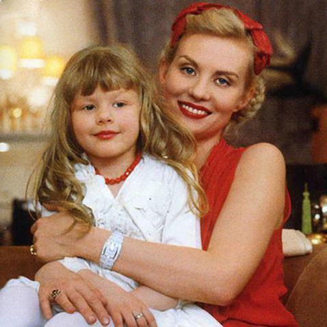 Ulyana Dobrovský - mlada ljepotica