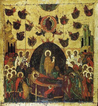 28 Avgust Uznesenja Blažene Djevice Marije