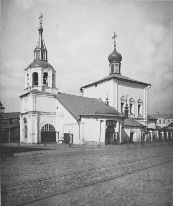 Crkva Uznesenja Blažene Djevice u štampači na Sretenka