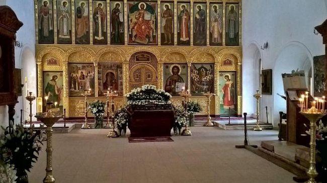 Crkva Uznesenja Blažene Djevice u Pisači, Moskvovedenie