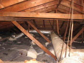 izolacija potkrovlje krova