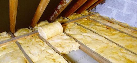 izolacija drvenog krova