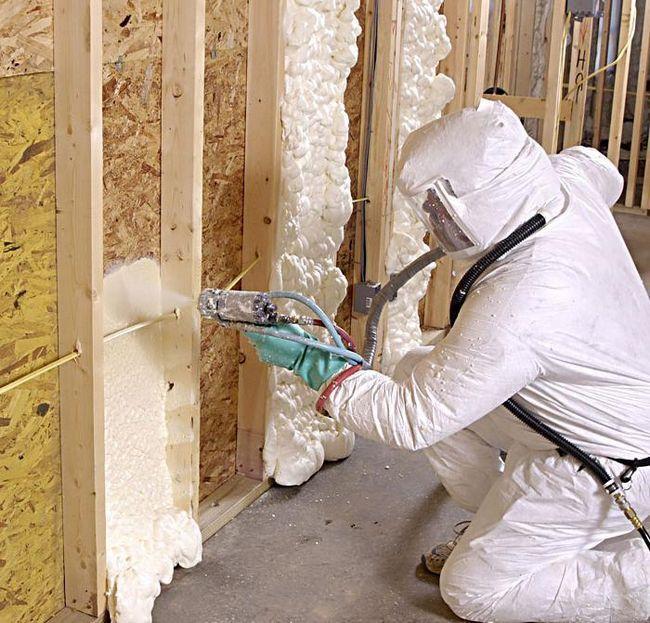 zid izolacije poliuretanom recenzije
