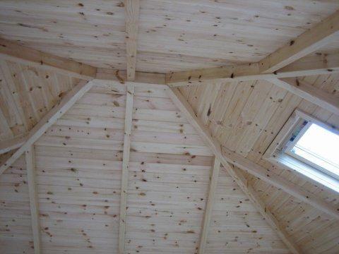 kako izračunati Gambrel krov