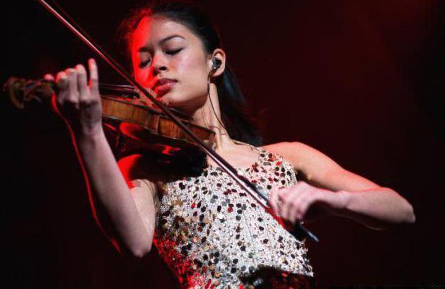 Ванесса Мэй: биография скрипачки, интересные факты из жизни.