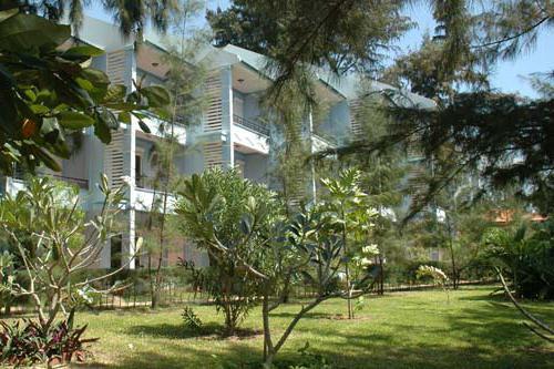 Vijetnam Vinh suong primorsko hotela 3 *: opis, usluge, fotografije i recenzije