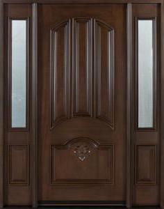 Ulaz metalna vrata: Dimenzije kutije. Standardnih i prilagođenih veličina