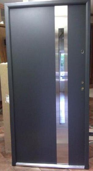 Standardne veličine ulaznih metalnih vrata s kutiji