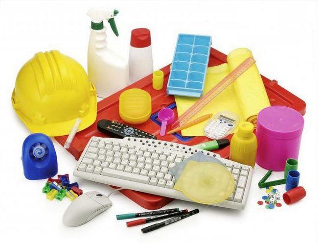 Plastika, svojstva, fotografije
