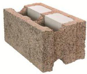 vrste građevinskih blokova