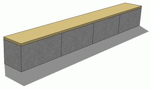 блоки строительные виды