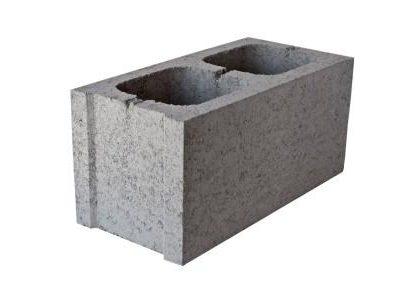 какие бывают виды бетонных строительных блоков