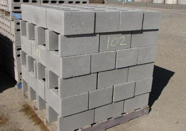 виды строительных блоков что выбрать