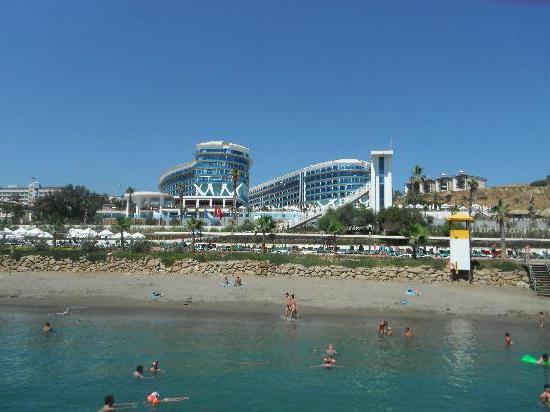 Vikingen beskonačnost Resort Spa 5 * (Alan): fotografije i recenzije