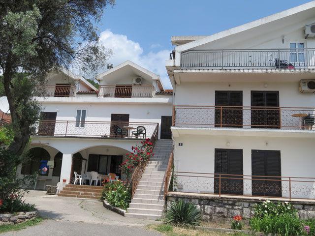 Villa Danica (Budva, Crna Gora): opis i recenzije