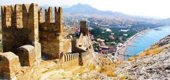 Hotelski berba novo svjetlo Krim recenzije