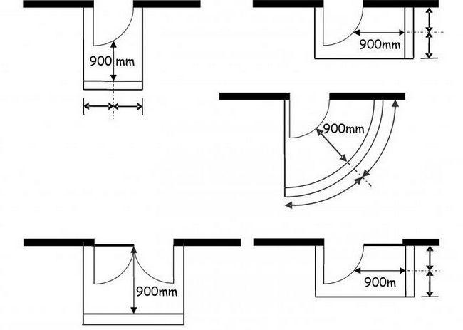 A kružne stepenice sa svojim rukama: crtanje. Spiralne stepenice sa rukama, metal, drvo: crteže, fotografije