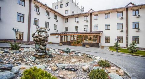 «Вишневая гора» (саратов) - отель и парк