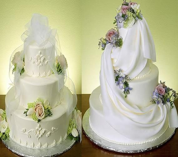 Svadbene torte su najljepše