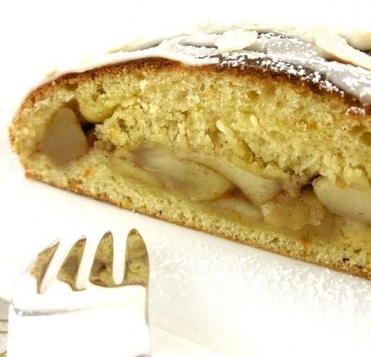 kvasac kolač recept sa jabukama