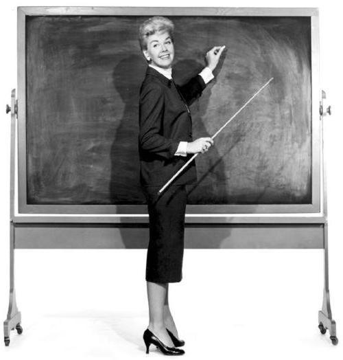 внешний вид учителя