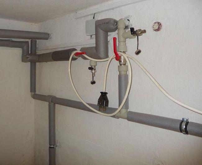 водопроводные трубы пвх