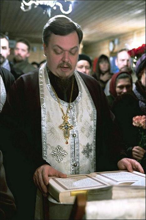 Vsevolod Chaplin - sveštenik Ruske pravoslavne crkve, protojerej