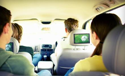 Телевизор для авто