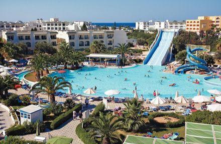 Tunis hoteli za obitelji s djecom
