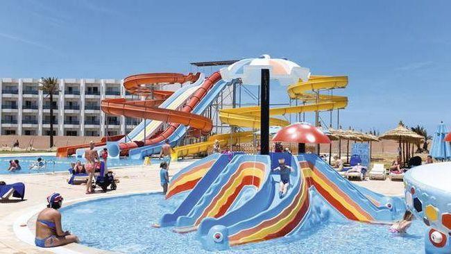Tunis odmor s djecom hoteli