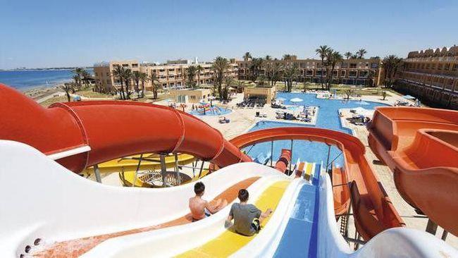 Hoteli u Tunis za djecu