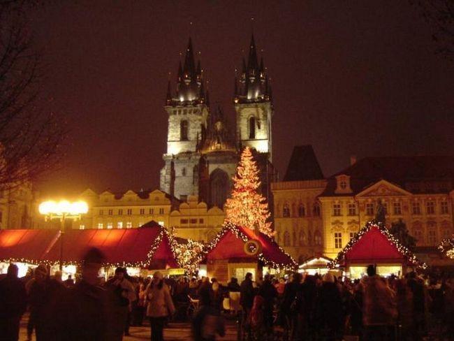 Prag u novoj godini