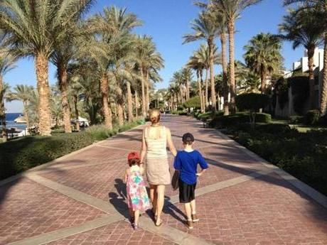 Hoteli u Egipat za obitelji s djecom