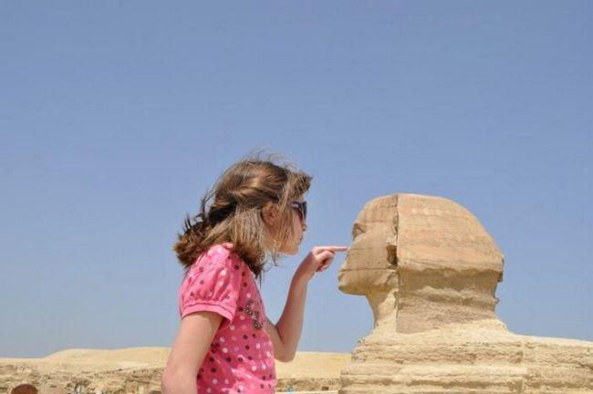Egipat odmor s djecom hotela