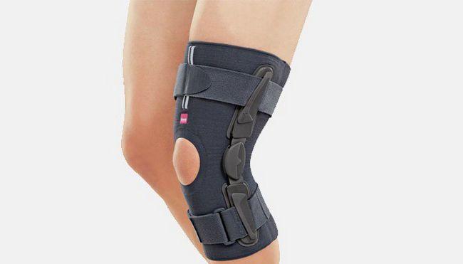 Выбор тутора на коленные суставы: разновидности, показания и противопоказания к применению