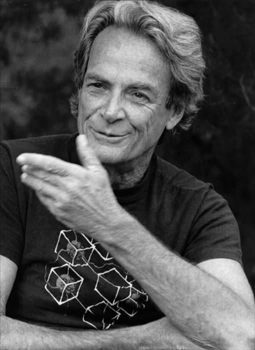 Istaknuti američki znanstvenik Richard Feynman: biografija i postignuća, citati