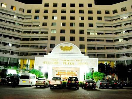 Dobrodošli Plaza Hotel 3 * (Pattaya, Tajland) fotografije i mišljenja, infrastruktura, usluge