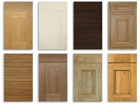 Замена кухонных фасадов и столешниц: особенности, виды и рекомендации