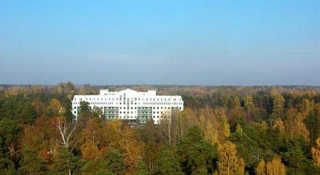 Zelenogorsk hotel