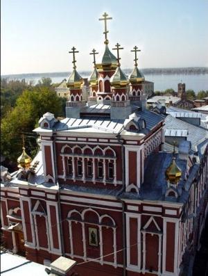 Ženski Iver Monastery, Samara: worship, adresa, recenzije