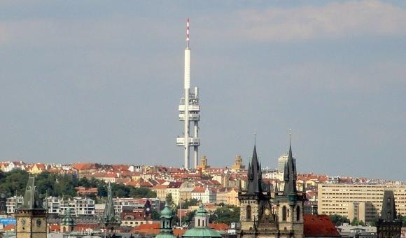 Žižkov u Pragu
