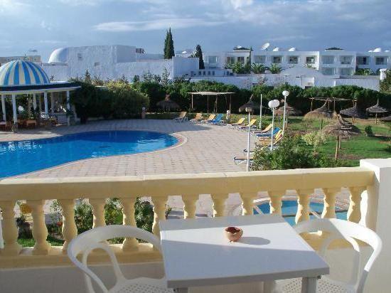 hotel zodijaka 4 Tunis