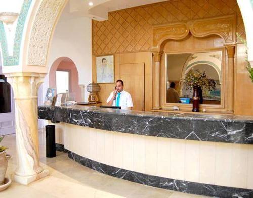 4 zodijaka Tunis Hoteli