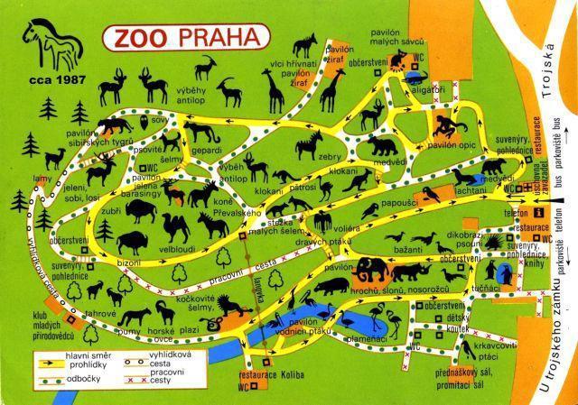 zoo u Pragu Foto